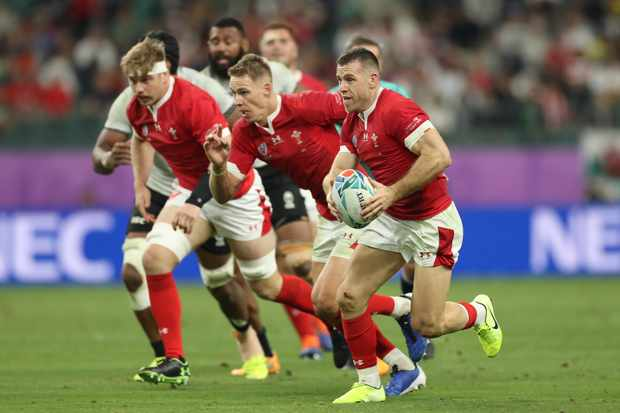 Wales Rugby World Cup