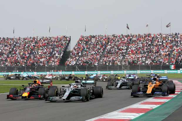 Formula 1 2019 United States Grand Prix live stream and TV channel