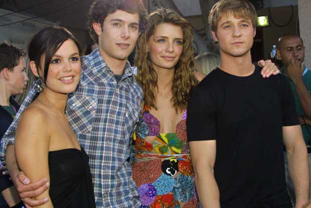 Cast of O.C.