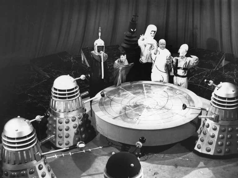 Doctor Who lost Dalek episode has been recreated and will be released after 54 years