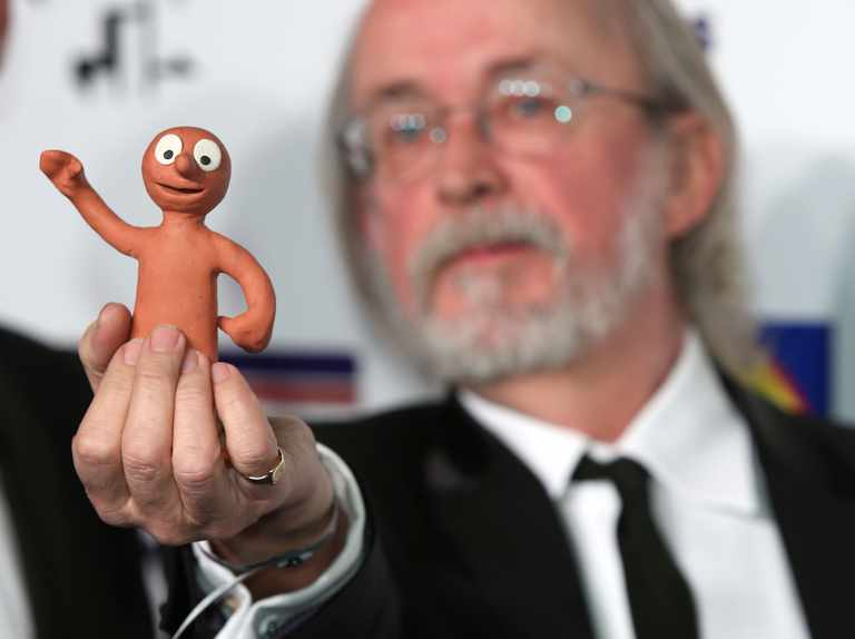 Claymation star Morph is coming back to TV after 20 years