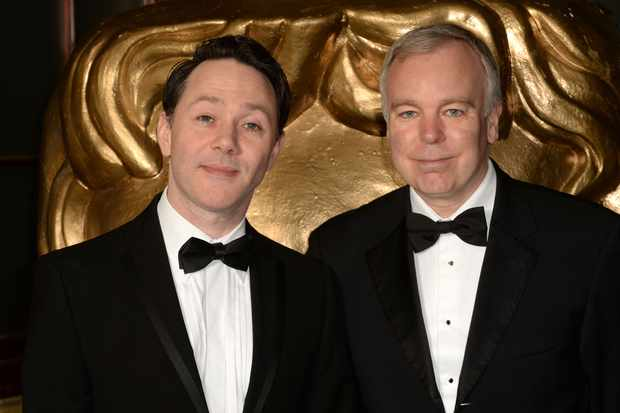 Reece Shearsmith and Steve Pemberton (Getty)