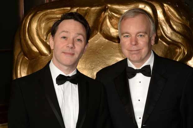 Reece Shearsmith and Steve Pemberton (Getty)