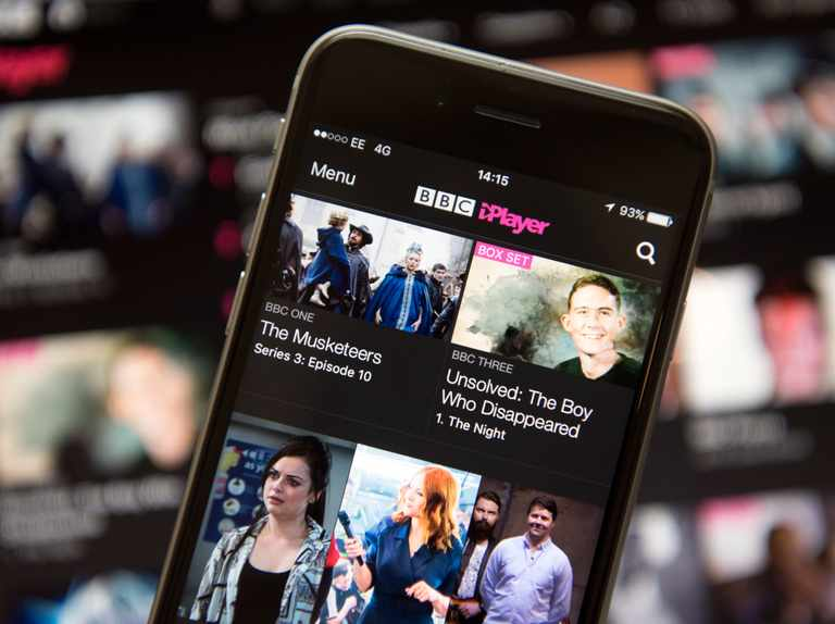 BBC iPlayer to get 'total TV' revamp to help compete with Netflix