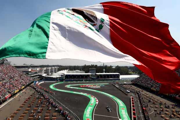 F1 Mexican Grand Prix