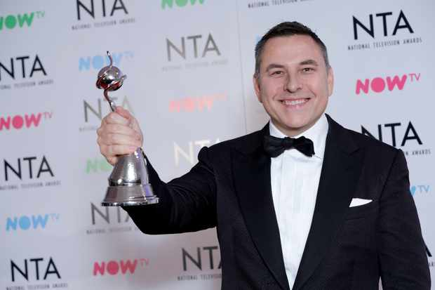 David Walliams is taking over as host from Dermot O'Leary this year