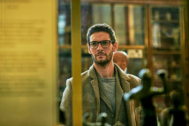 WARNING: Embargoed for publication until 00:00:01 on 05/11/2019 - Programme Name: Gold Digger - TX: n/a - Episode: n/a (No. 1) - Picture Shows: Benjamin (BEN BARNES) - (C) Mainstreet Pictures - Photographer: Des Willie