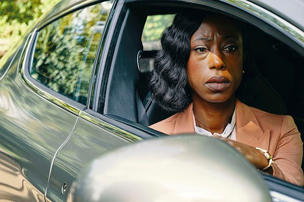 WARNING: Embargoed for publication until 00:00:01 on 05/11/2019 - Programme Name: Gold Digger - TX: n/a - Episode: n/a (No. 1) - Picture Shows: Marsha (NIKKI AMUKA-BIRD) - (C) Mainstreet Pictures - Photographer: Liam Daniel