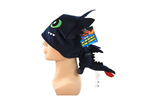 How-to-Train-Your-Dragon-Toothless-Plush-Cosplay-Hat-side