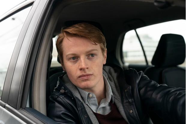 Ian Kenny plays Phelan in Dublin Murders