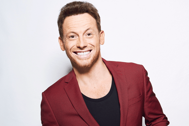 Joe Swash Dancing on Ice (ITV)