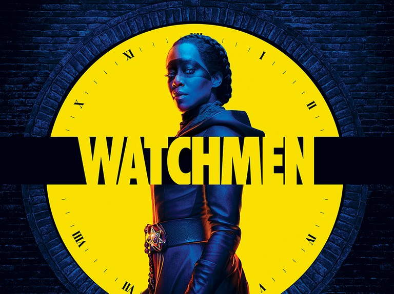When Watchmen is on TV - who's in the cast and what it's about
