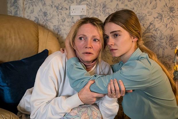 Kathy Monahan plays Margaret Devlin in Dublin Murders