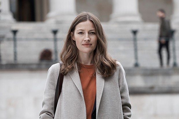 Kelly MacDonald plays Sarah Weitzmann in Giri Haji