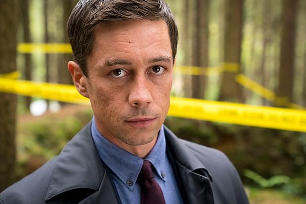 Killian Scott plays Rob in Dublin Murders