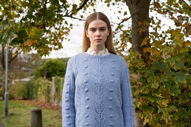 Leah McNamara plays Rosalind Devlin in Dublin Murders