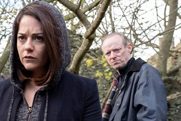 Ned Dennehy plays Cooper in Dublin Murders