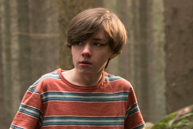 Niall Jordan plays Peter in Dublin Murders
