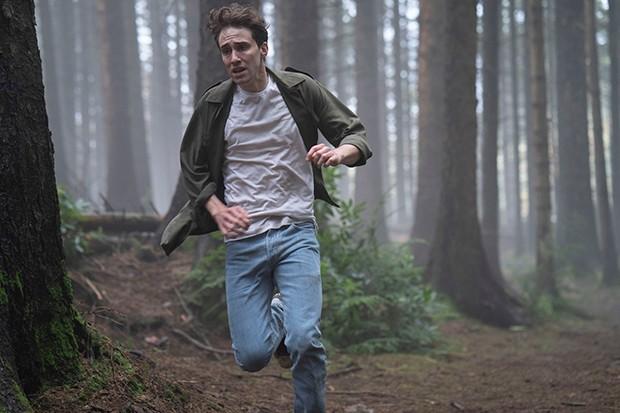 Niall O'Brien plays Young Shane in Dublin Murders