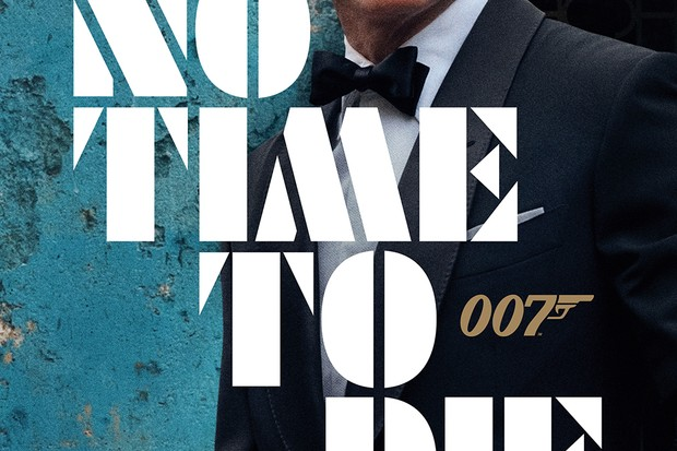 No Time to Die – James Bond poster