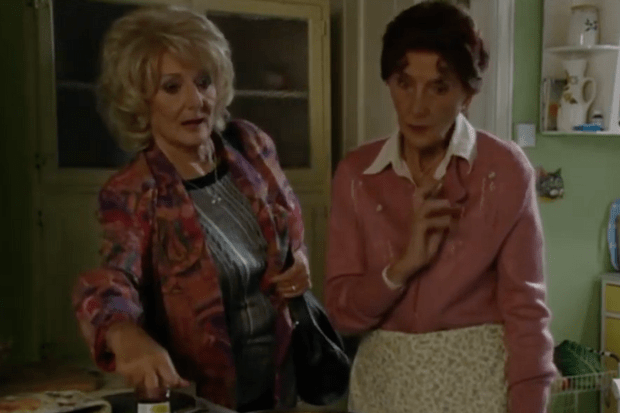 eastenders dot and rose