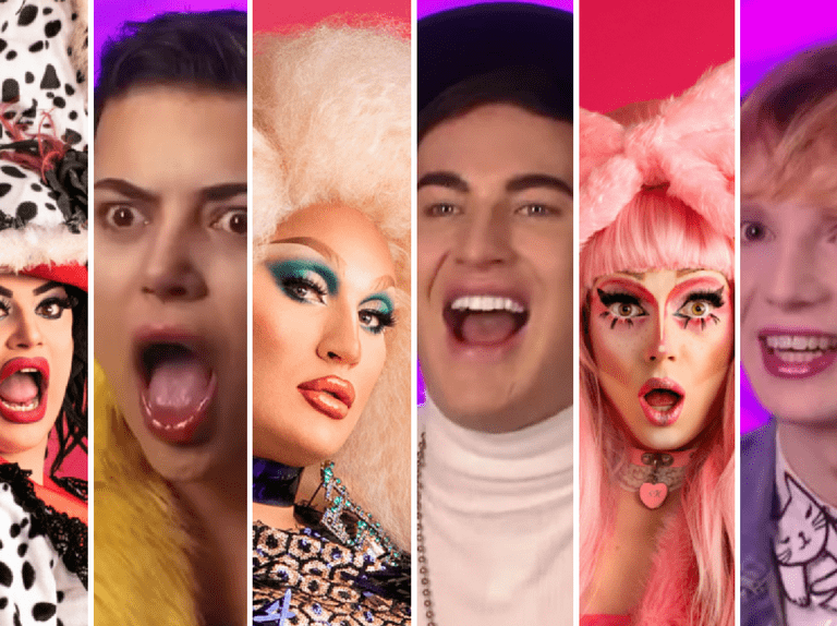 What do the RuPaul's Drag Race UK queens look like out of drag?