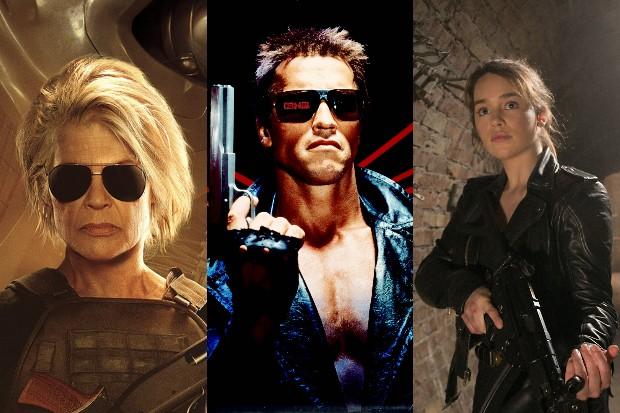 Terminator movies (Sky, Fox)