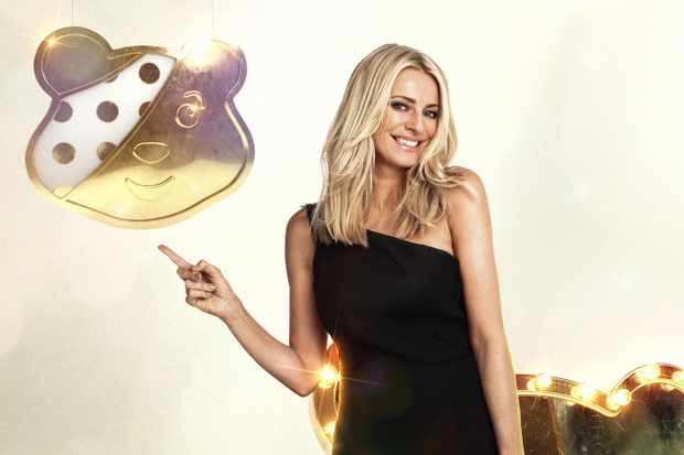 Tess Daly Children in Need 2019 (BBC)