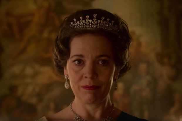 The Crown trailer