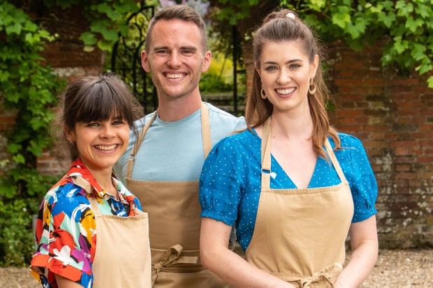 The GBBO Finalists (Getty)