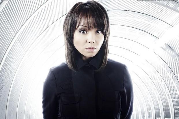 """Naoko Mori as Toshiko """"Tosh"""" Sato in Torchwood (BBC)"""