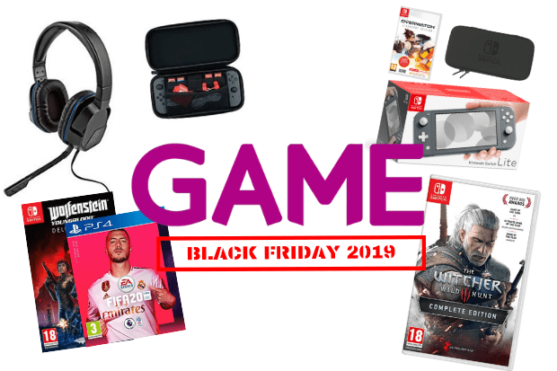GAME Black Friday deals