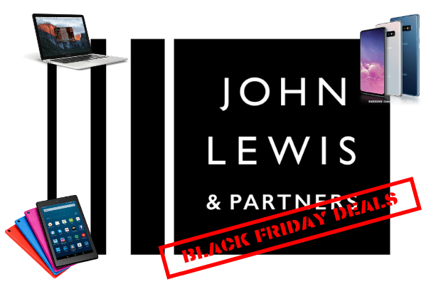 John Lewis Black Friday deals