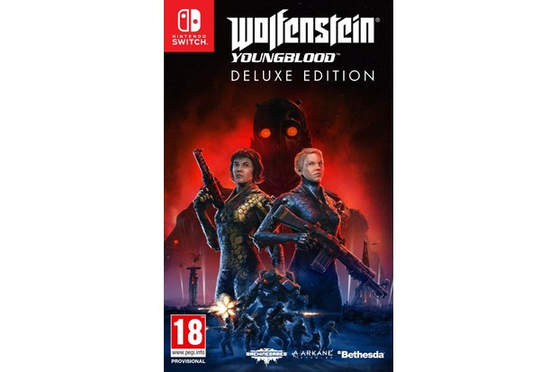 Wolfenstein Youngblood on Switch