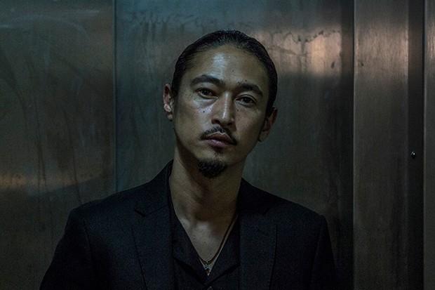 Yosuke Kubozuka plays Yuto in Giri Haji
