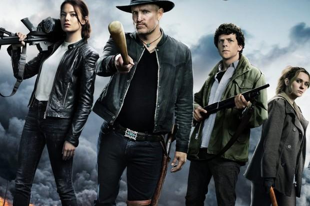 Zombieland Double Tap Cinema Release Date Cast Trailer