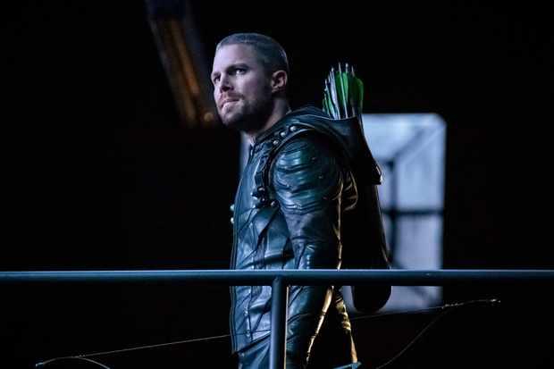 Arrow season 8