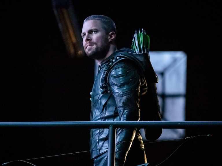 "Arrow star promises ""a lot of callbacks"" in final season: ""Fans are gonna love it"""