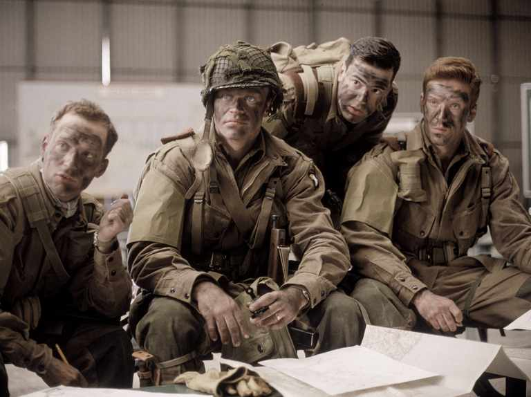 Steven Spielberg and Tom Hanks' Band of Brothers follow-up is heading to Apple TV+