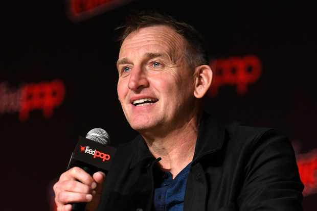 Christopher Eccleston - New York Comic Con