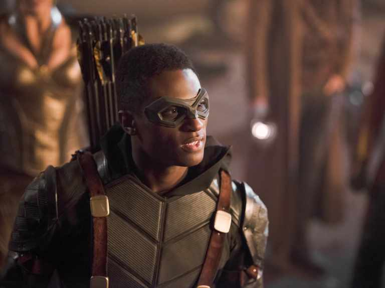 Arrow's Connor Hawke was originally going to be a regular on Legends of Tomorrow