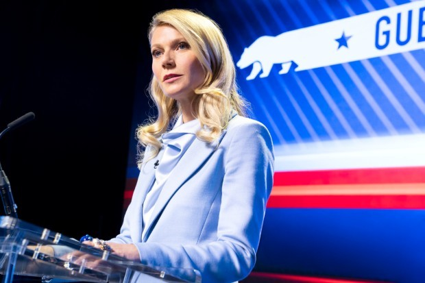 Gwyneth Paltrow stars in The Politician on Netflix