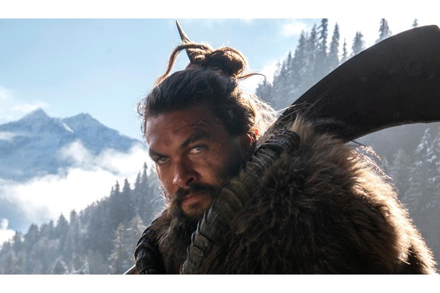 Jason Momoa in See (Apple)
