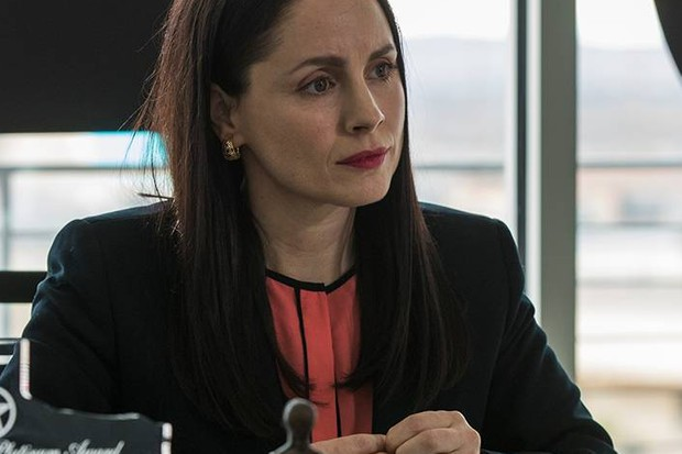 Lydia (Laura Fraser) in Better Call Saul
