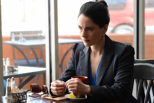 Lydia (Laura Fraser) in Breaking Bad