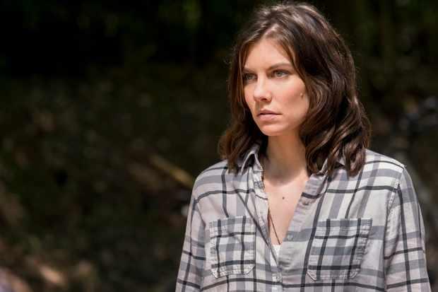 Lauren Cohan as Maggie Rhee- The Walking Dead