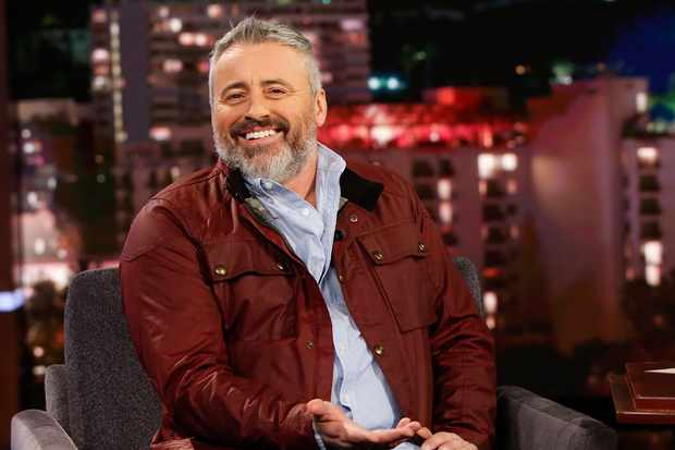 Matt LeBlanc in 2019