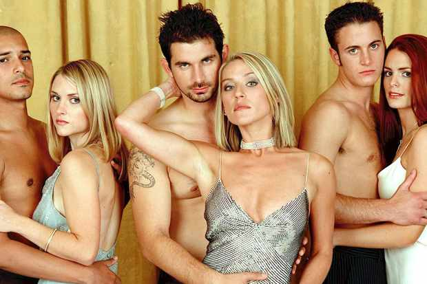 Footballers Wives cast (ITV)