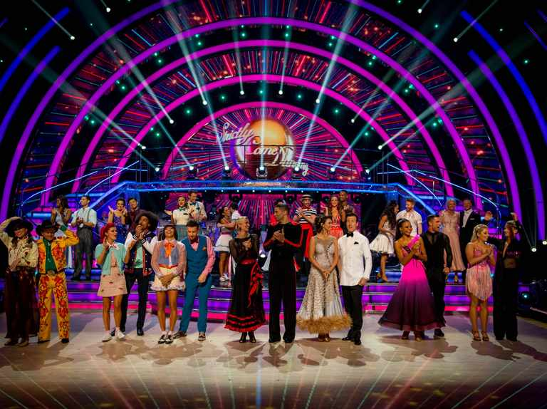 Strictly Come Dancing live tour line-up revealed for 2020