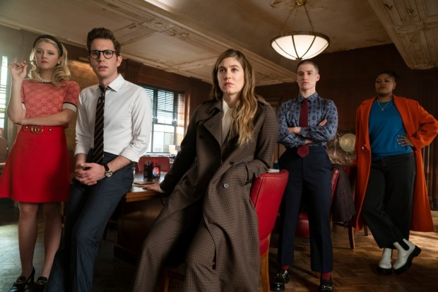 The Politician season 2 full cast (Netflix)